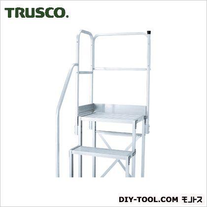 【送料無料】トラスコ(TRUSCO) 作業台用階段片手すり天場二方TSF-369・4612用 TSF-TE14