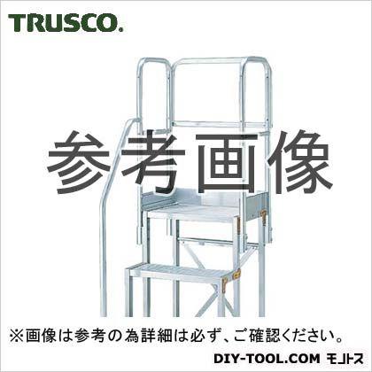 【送料無料】トラスコ(TRUSCO) 作業台用階段片手すり天場三方TSF-51015用 TSF-TE11
