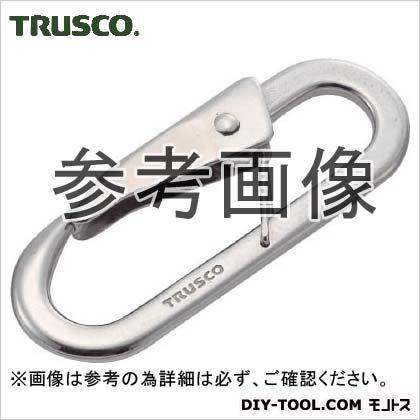 トラスコ(TRUSCO) スナップフックステンレス製C型線径Φ8×開口14mm1個入 TSF-8C 1個