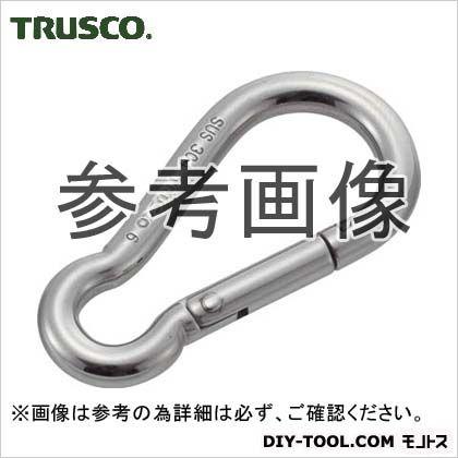 トラスコ(TRUSCO) ステンレススナップフックB型線径Φ8×開口11mm(1個入) TSF-8B 1個