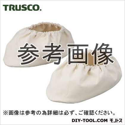 トラスコ(TRUSCO) 綿布シューズカバーM24.5cm~26.5cm TSC-HM