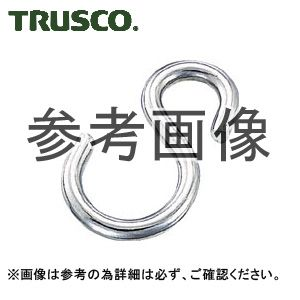 トラスコ(TRUSCO) Sカンステンレス製5.0mm5個入 TSC-5 5個