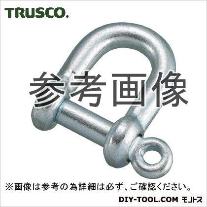 トラスコ(TRUSCO) ネジシャックルスチール製9mm 194 x 169 x 151 mm