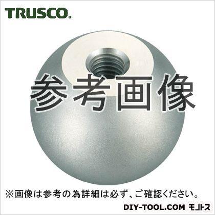 トラスコ(TRUSCO) ステンレス製握り玉Φ32X8mm TSB32-8S