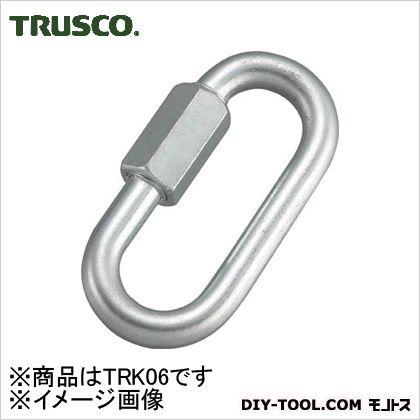 トラスコ(TRUSCO) リングキャッチスチール製両ねじタイプ6mm 57 x 36 x 11 mm