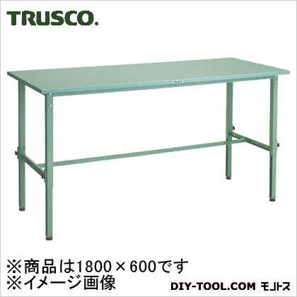 トラスコ(TRUSCO) SAEM型高さ調節作業台1800X600