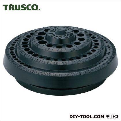 トラスコ(TRUSCO) 回転ドリルスタンドカバー無し 180 x 180 x 75 mm