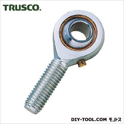 トラスコ(TRUSCO) ロッドエンド給油式オネジ22mm POSL22 1個