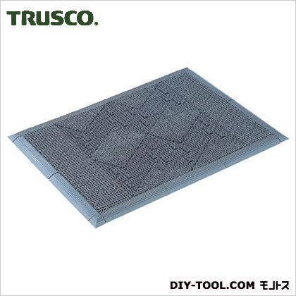 【送料無料】トラスコ(TRUSCO) プロブラシマット700X1000mmグレー 1010 x 707 x 14 mm PBM-0710