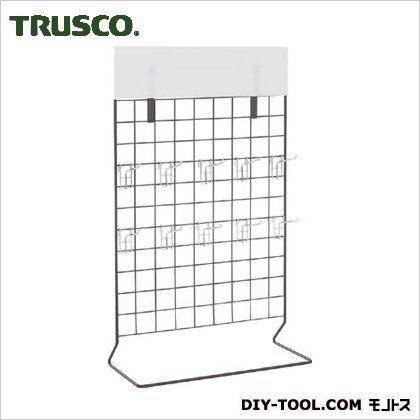 トラスコ(TRUSCO) PBディスプレイスタンドフック付450X200XH710 PB-1