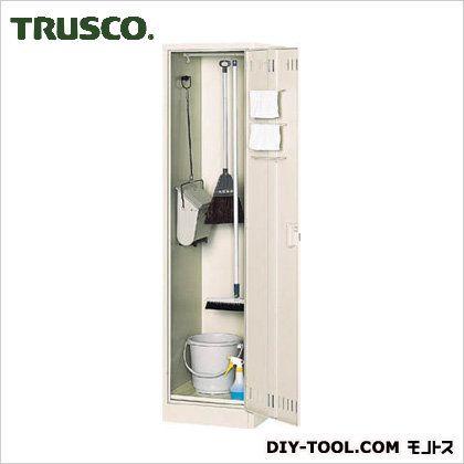 トラスコ(TRUSCO) 掃除用具ケース片開型W455XD515XH1790 NSP