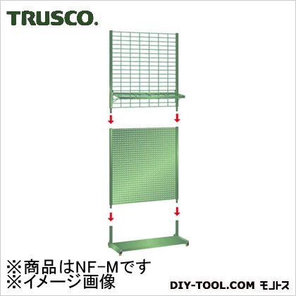 トラスコ(TRUSCO) NFスーパーラック用パンチパネル NF-M