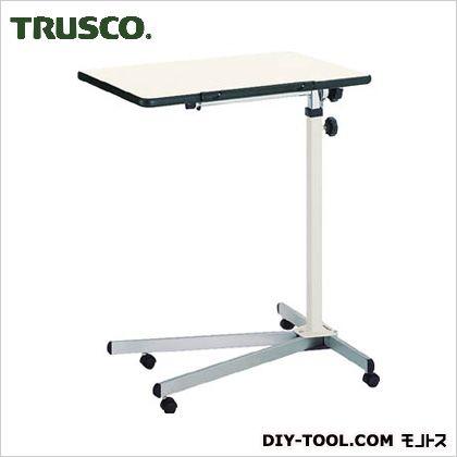 トラスコ(TRUSCO) ミニテーブル立ち作業用ハイタイプ600X400X740~1040