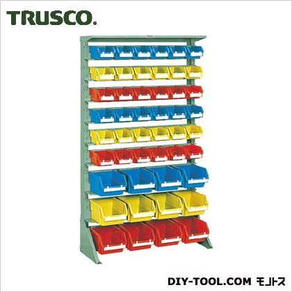 【送料無料】トラスコ(TRUSCO) 重量コンテナラックH1565T2X36T5X12 U-1536 1S