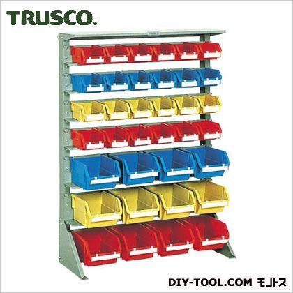 【送料無料】トラスコ(TRUSCO) 重量コンテナラックH1265T2X24T5X12 U-1234 1S