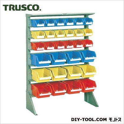 【送料無料】トラスコ(TRUSCO) 重量コンテナラックH1265T2X18T5X12 U-1233 1S