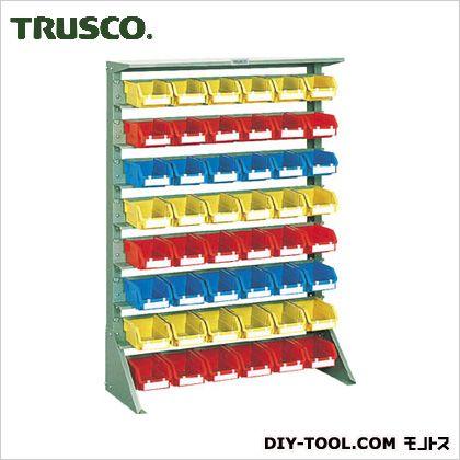 【送料無料】トラスコ(TRUSCO) 重量コンテナラックH1265T2X48 U-1208 1S