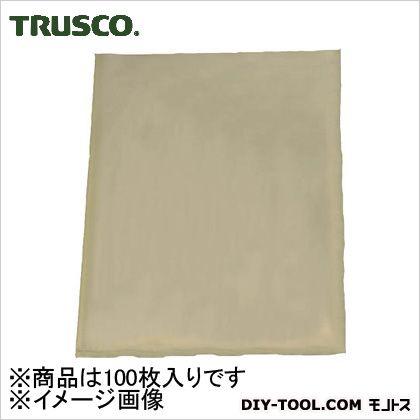 トラスコ(TRUSCO) ゼラスト防錆剤幅300X長さ460X厚み0.1100枚入 394 x 281 x 74 mm 100枚