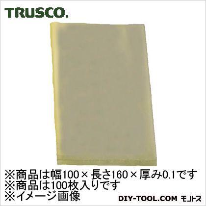 ゼラスト防錆剤幅100X長さ160X厚み0.1100枚入   TZF-1016 100 枚