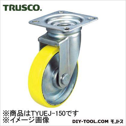 トラスコ(TRUSCO) 帯電防止ウレタンキャスター自在Φ150 224 x 168 x 137 mm