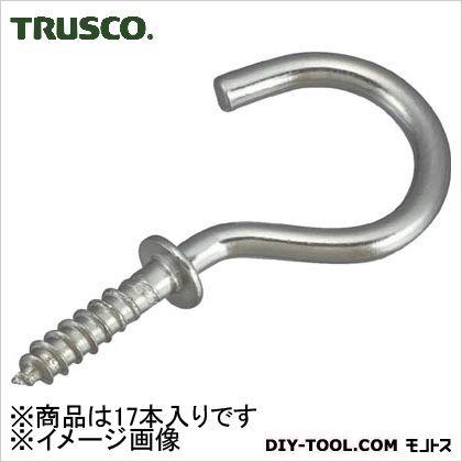 トラスコ(TRUSCO) ステンレス洋灯吊金具16mm17本入 97 x 52 x 20 mm 17本