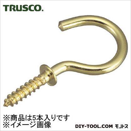 トラスコ(TRUSCO) 真鍮洋灯釘45mm5本入 111 x 53 x 28 mm 5本