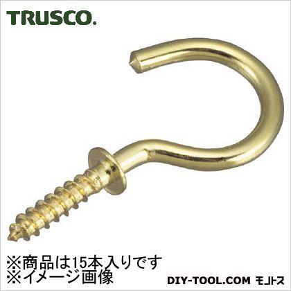 トラスコ(TRUSCO) 真鍮洋灯釘28mm15本入 96 x 51 x 20 mm 15本