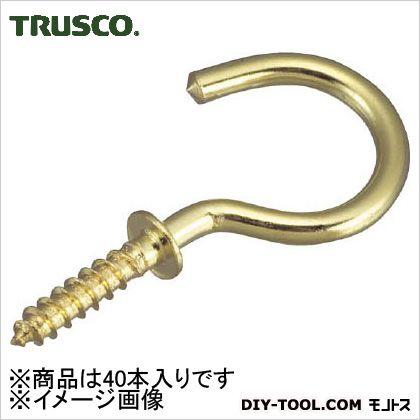 トラスコ(TRUSCO) 真鍮洋灯釘16mm40本入 97 x 51 x 20 mm 40本