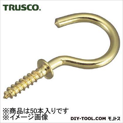 トラスコ(TRUSCO) 真鍮洋灯釘13mm50本入 80 x 52 x 16 mm 50本
