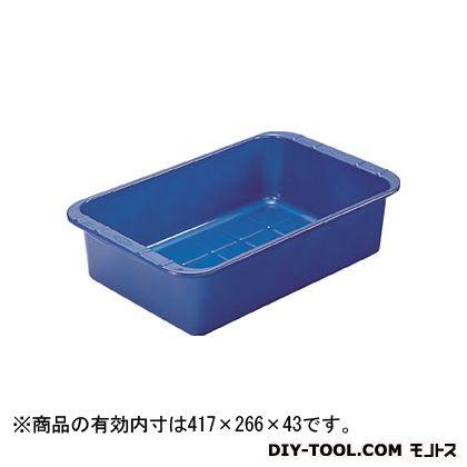 トラスコ(TRUSCO) パーツBOX浅型有効内寸417X266X43青 B 510 x 320 x 48 mm