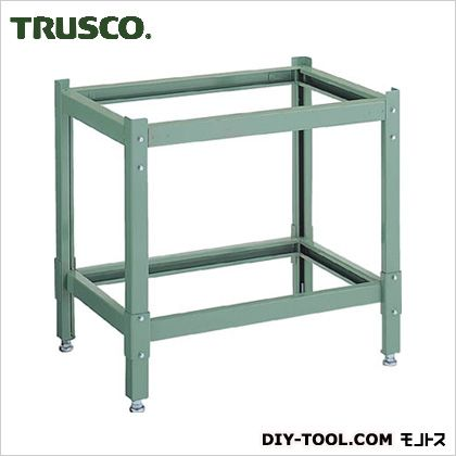 トラスコ(TRUSCO) 定盤専用台外寸910×610×700組立品