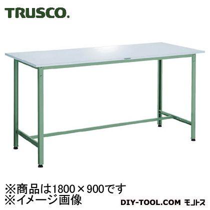 トラスコ(TRUSCO) ステンレス張りHAE型立作業台1800X900 HAES-1809