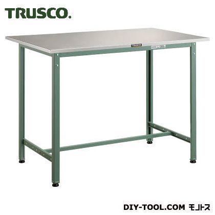 トラスコ(TRUSCO) ステンレス張りHAE型立作業台1200X750 HAES-1200