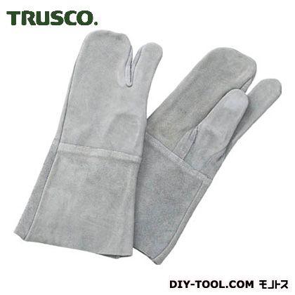 トラスコ(TRUSCO) 溶接用牛床手袋3本指 TYK-T3
