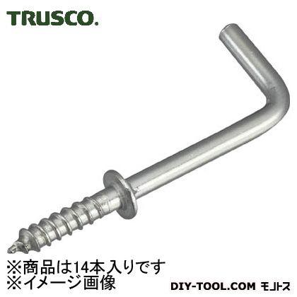 トラスコ(TRUSCO) ステンレス洋折釘SUS30422mm14本入 97 x 52 x 21 mm 14本