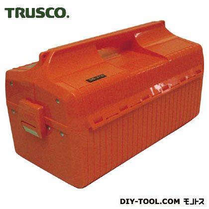 【送料無料】トラスコ(TRUSCO) メンテナンスBOXオレンジ O 445 x 230 x 235 mm GS410 1