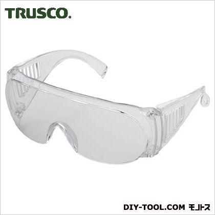 一眼ラウンド型防塵メガネ透明透明 TM  GS-1985