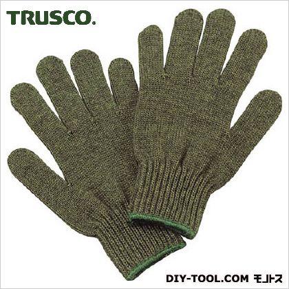 トラスコ(TRUSCO) グリーン手袋 GR-T