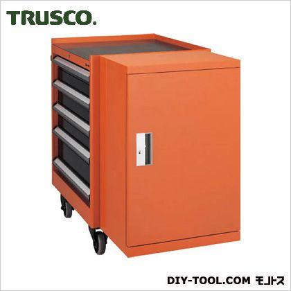 【送料無料】トラスコ(TRUSCO) TWVE型キャビネットワゴン用サイドボックス TWVE-BOX