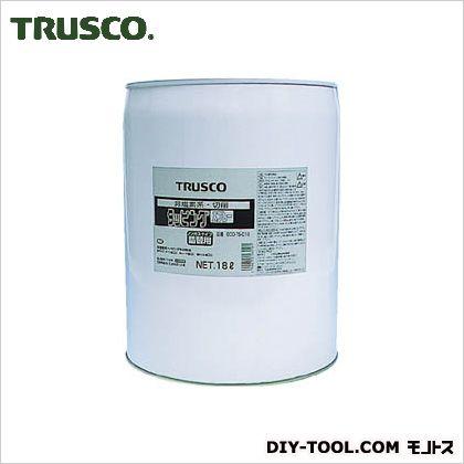 【送料無料】トラスコ(TRUSCO) αタッピングオイル難削材用18L ECO-TS-C18
