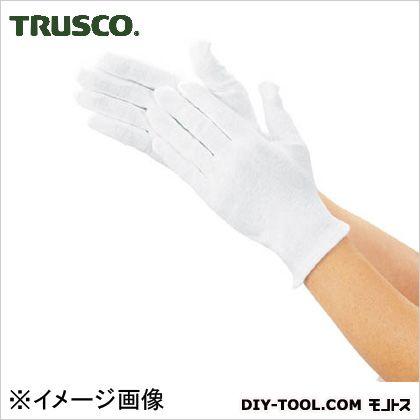 トラスコ(TRUSCO) スムス手袋綿100%M M 241 x 122 x 70 mm 12双