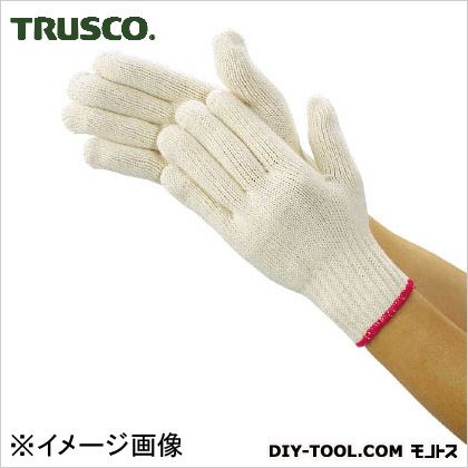 トラスコ(TRUSCO) 純綿作業手袋フリーサイズ 265 x 137 x 144 mm 12双