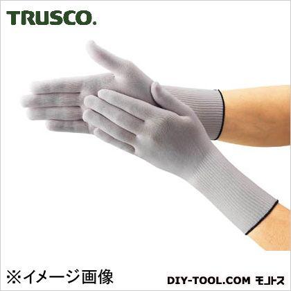 トラスコ(TRUSCO) インナー編手袋ロングタイプMサイズ(10双入) DPM-306EX-M 10双