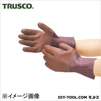 トラスコ(TRUSCO) シームレス手袋Mサイズ DPM-2368