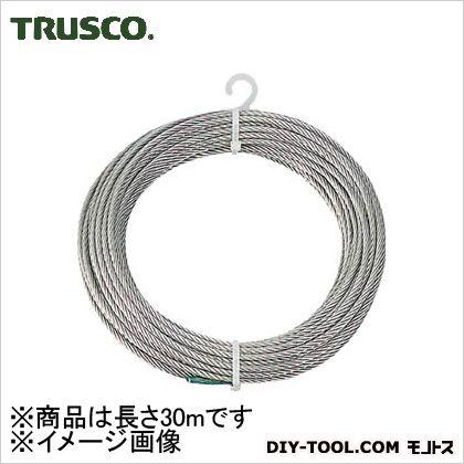 ステンレスワイヤロープΦ4.0mmX30m   CWS-4S30