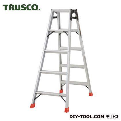 トラスコ(TRUSCO) はしご兼用脚立アルミ合金製脚カバー付高さ1.40m 1520 x 580 x 265 mm
