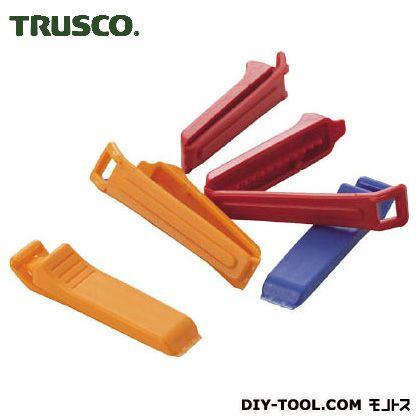 トラスコ(TRUSCO) 再生ペットパックルL黄2コ・赤2コ・青1コ(5個入) 183 x 102 x 18 mm 5個