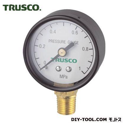 トラスコ(TRUSCO) 圧力計表示板径Φ50立型口径R1/4表示 113 x 69 x 32 mm TP-G50A
