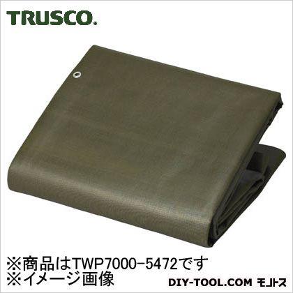 耐水UVシート#7000幅5.4mX長さ7.2m   TWP7000-5472