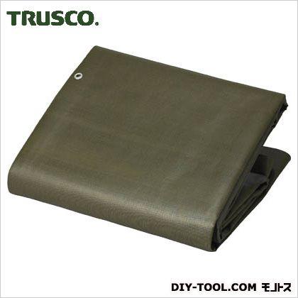 トラスコ(TRUSCO) 耐水UVシート#7000幅3.6mX長さ5.4m 650 x 500 x 130 mm